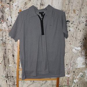 Express Casual short sleeve dress shirt